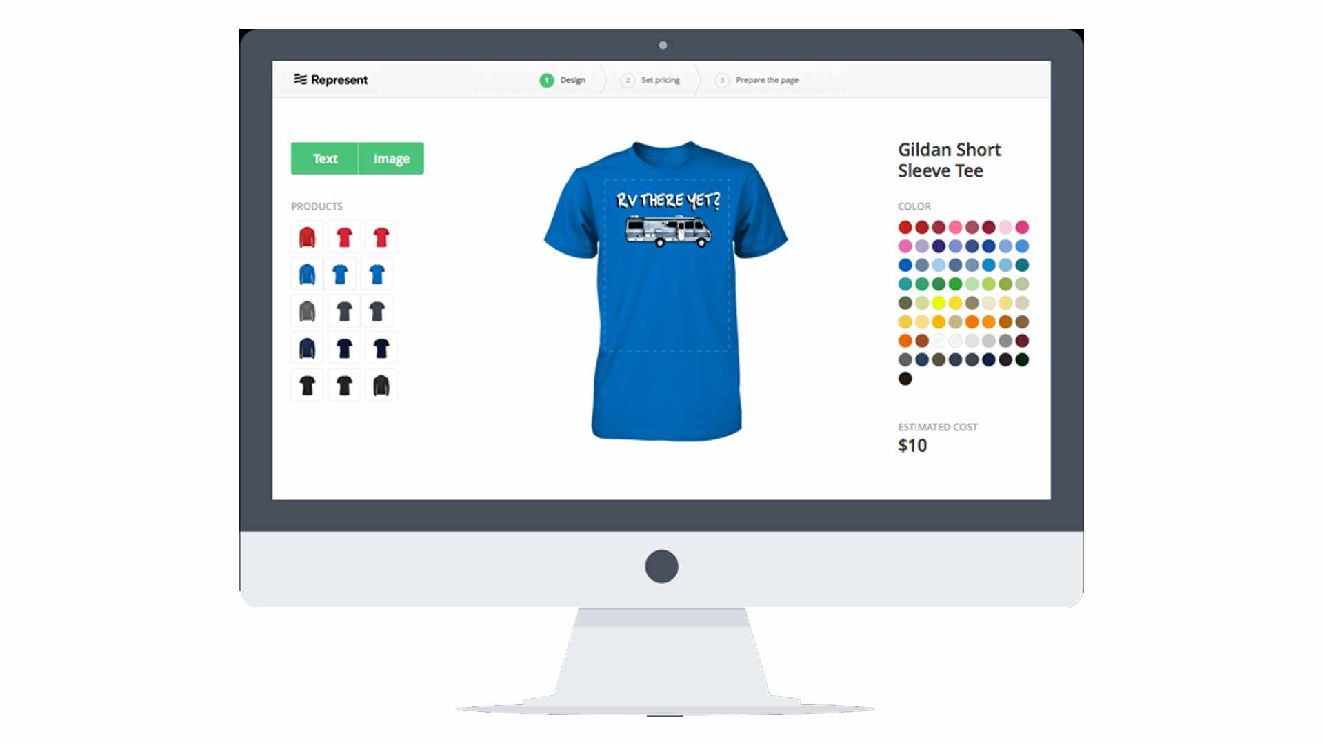 Add More Guns To Your Armory With A T Shirt Design Software