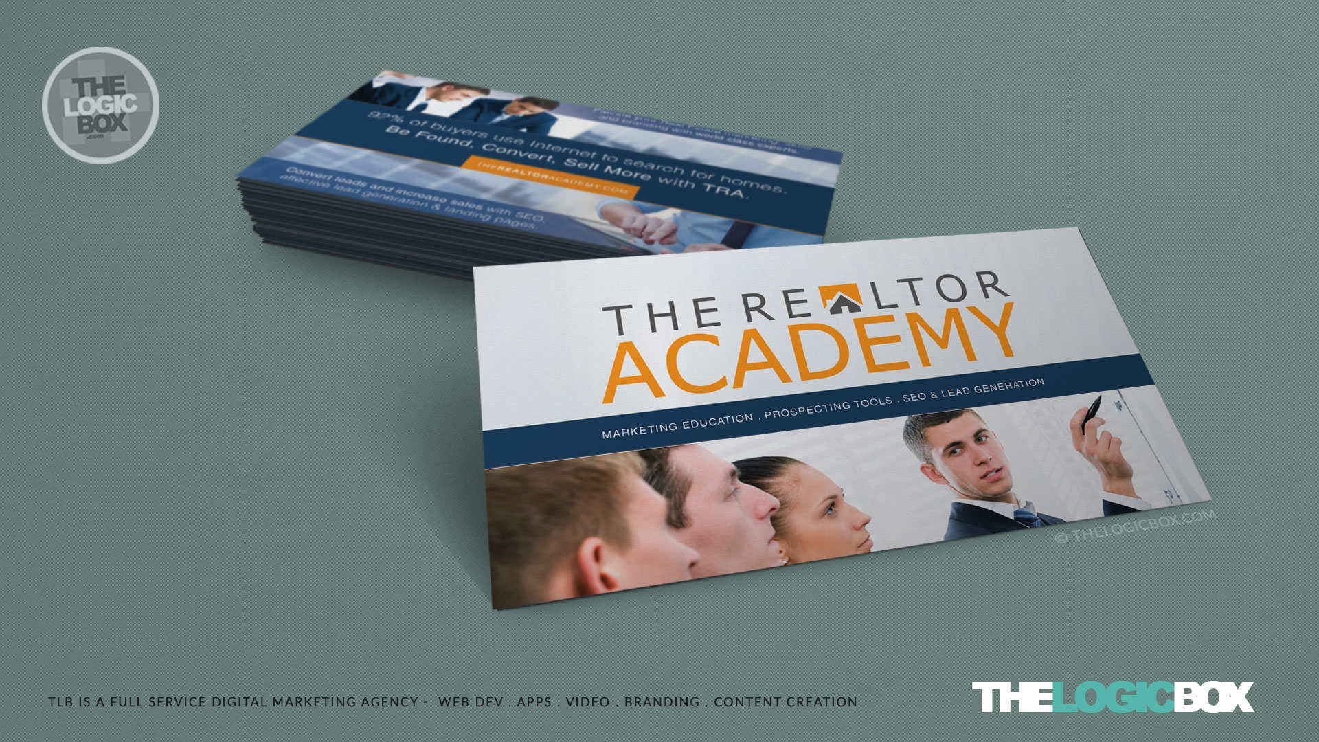 Business-Card-the-logic-box-agency-2-the-realtor-academy