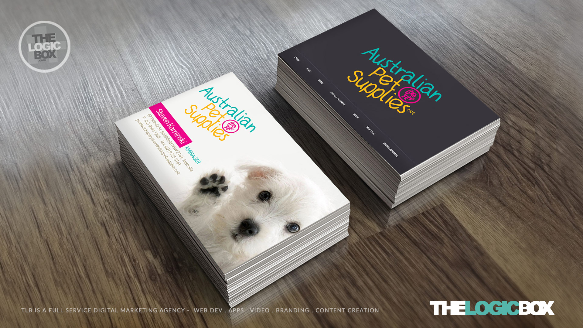 Business-Card-the-logic-box-agency-5-AustralianPetSupplies