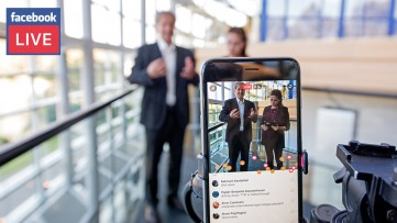 Making the Most of Facebook Live for Your Business