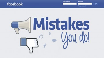 The Most Common Facebook Ads Mistakes