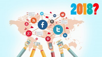 Where Social Media is headed in 2018?