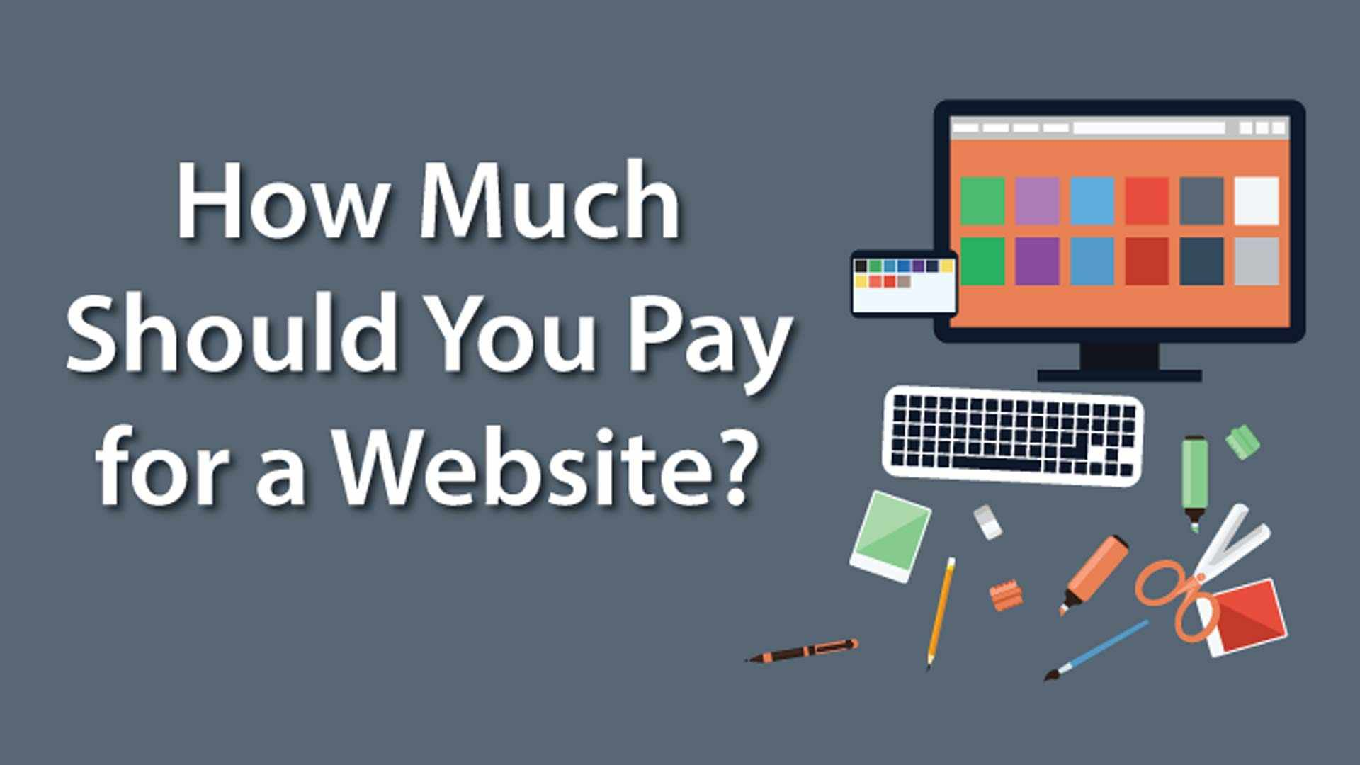 What does a Website or a Blog Really Cost to Launch?